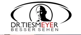 Logo Dr. Tiesmeyer - Besser Sehen
