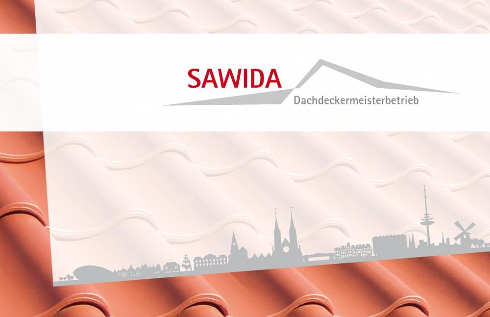 Logo SAWIDA Inh. Samuel Willi Dachdeckermeisterbetrieb