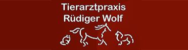 Logo Tierarztpraxis Rüdiger Wolf