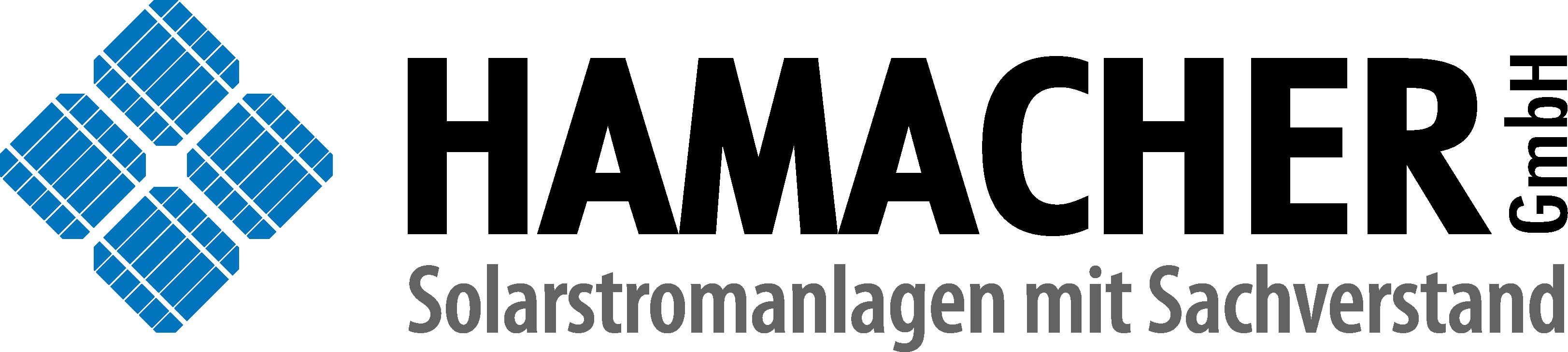 Logo Solaranlagen Hamacher GmbH