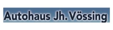 Logo Autohaus Joh. Vössing GmbH