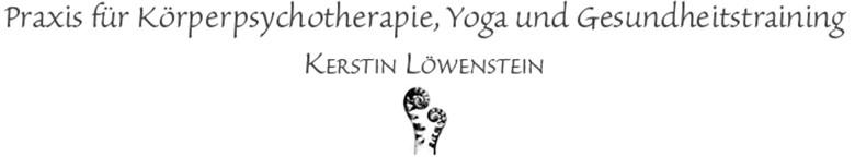 Logo Kerstin Löwenstein Psychotherapie