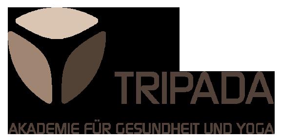 Logo TRIPADA - Akademie für Gesundheit und Yoga
