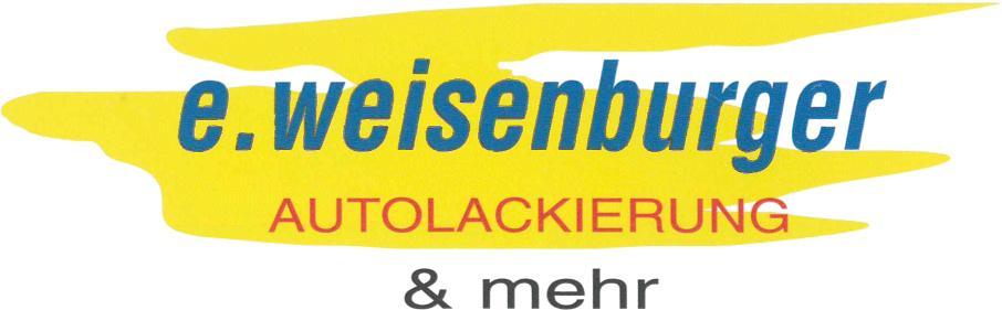 Logo e.weisenburger Autolackierung