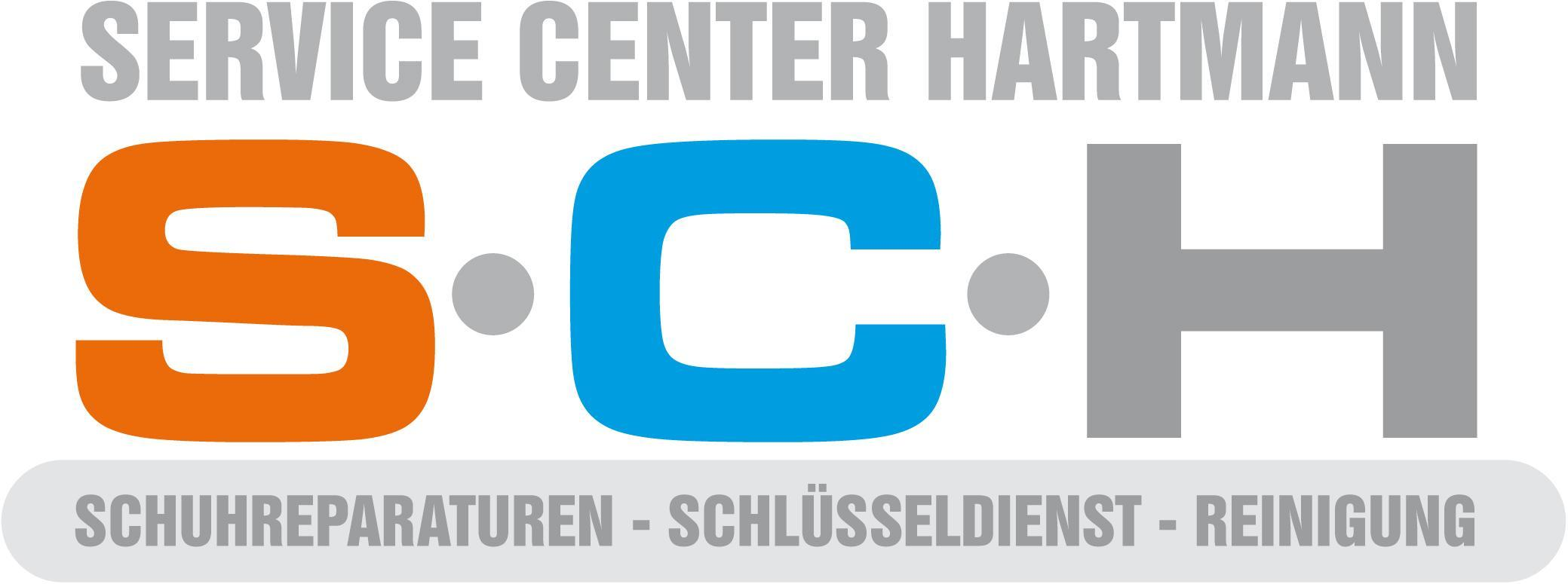 Logo Service Center Hartmann