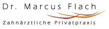 Logo Zahnärztliche Privatpraxis Dr. med. dent. Marcus Flach