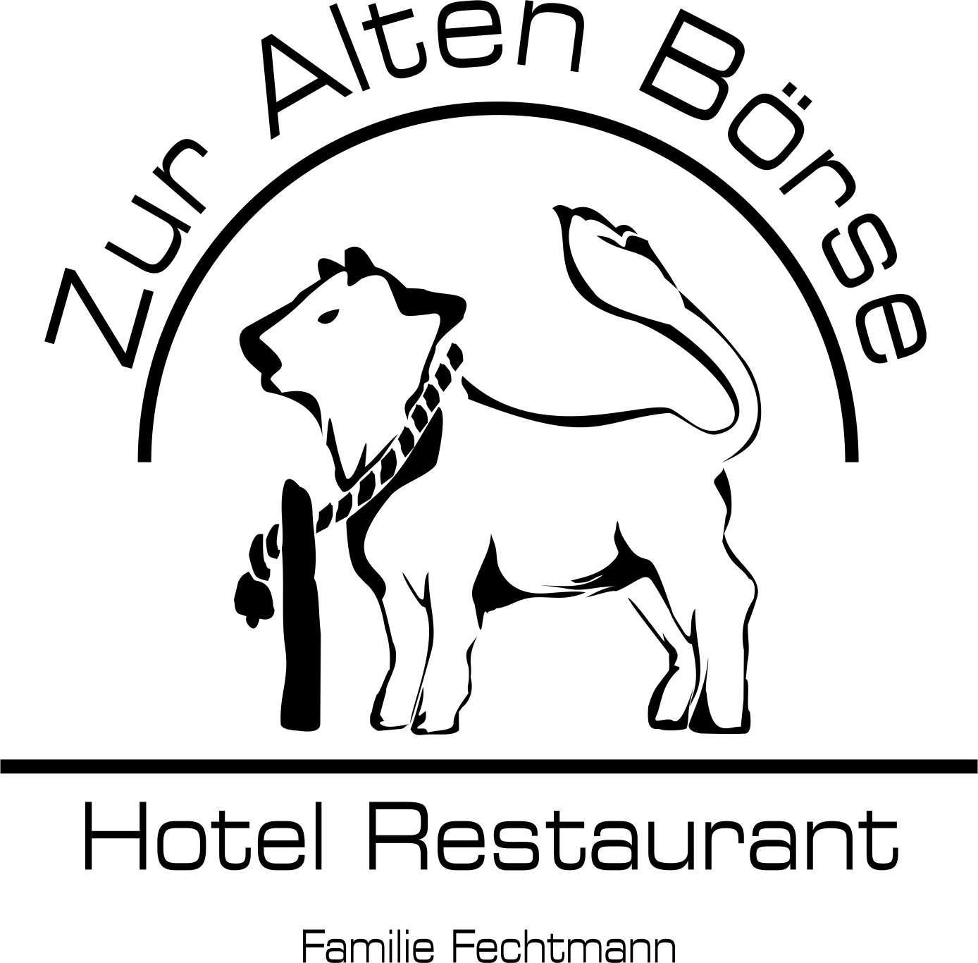 Logo Hotel Zur Alten Börse