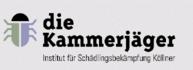 Logo Die Kammerjäger Institut für Schädlingsbekämpfung Köllner