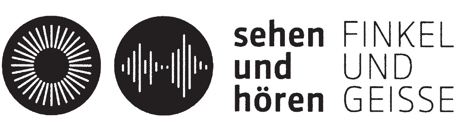 Logo sehenundhören FinkelundGeisse
