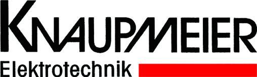 Logo Knaupmeier Elektrotechnik GmbH & Co. KG