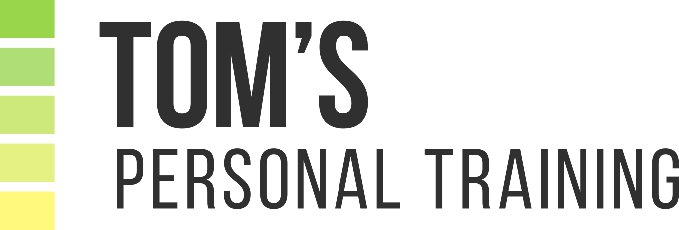 Logo Tom's Personal Training