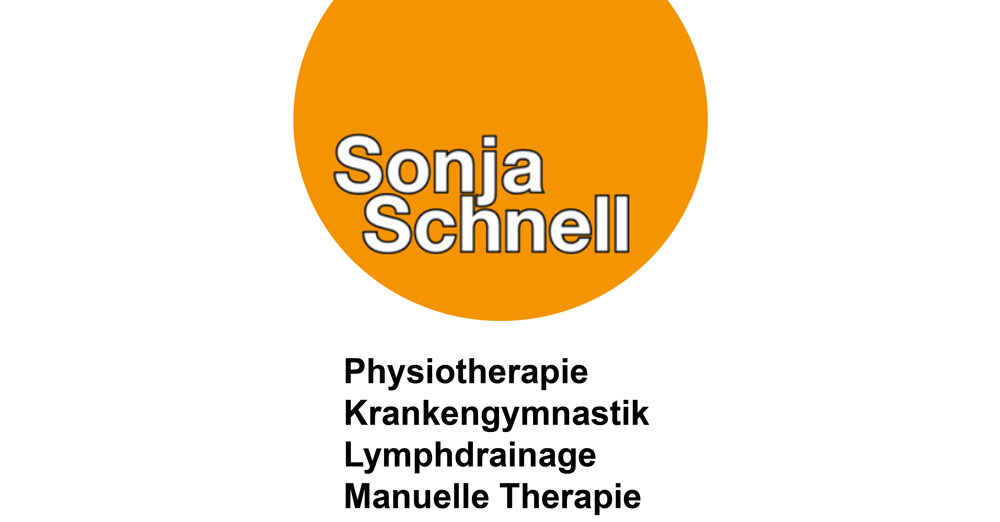 Logo Sonja Schnell Krankengymnastik