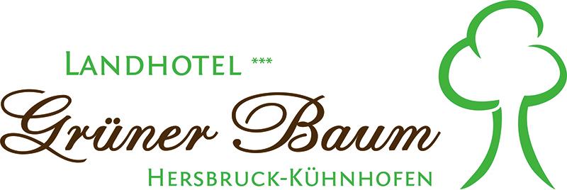 Logo Landhotel Grüner Baum