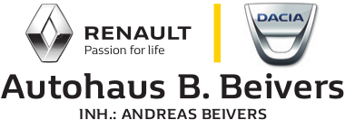 Logo Autohaus B. Beivers Inh. Andreas Beivers