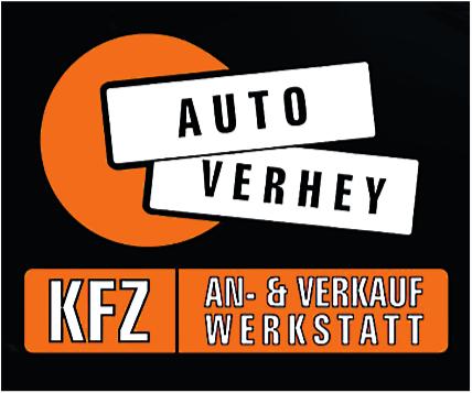 Logo Auto Verhey - Klaus Verhey