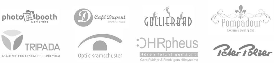 Kunden Logos Meinungsmeister
