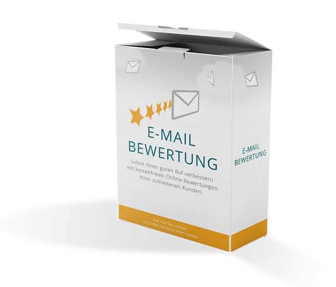 E-Mail Bewertungsprodukt Meinungsmeister