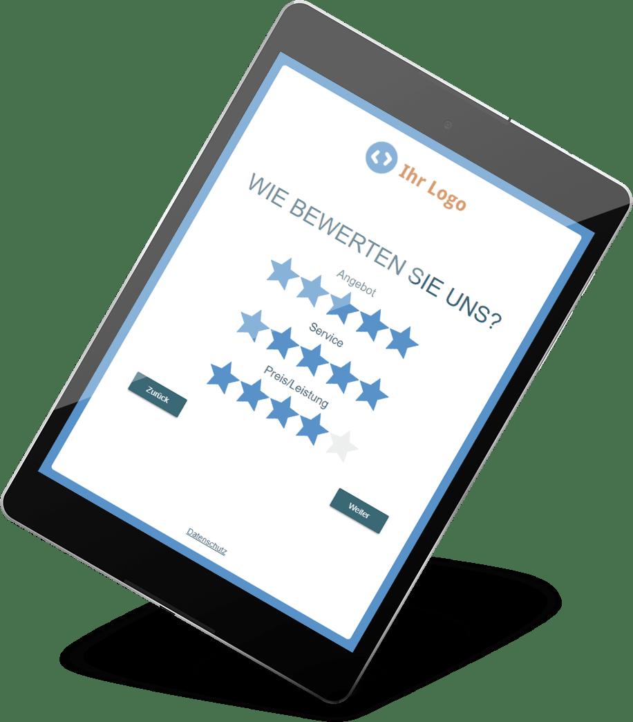Meinungsmeister Bewertungs-App