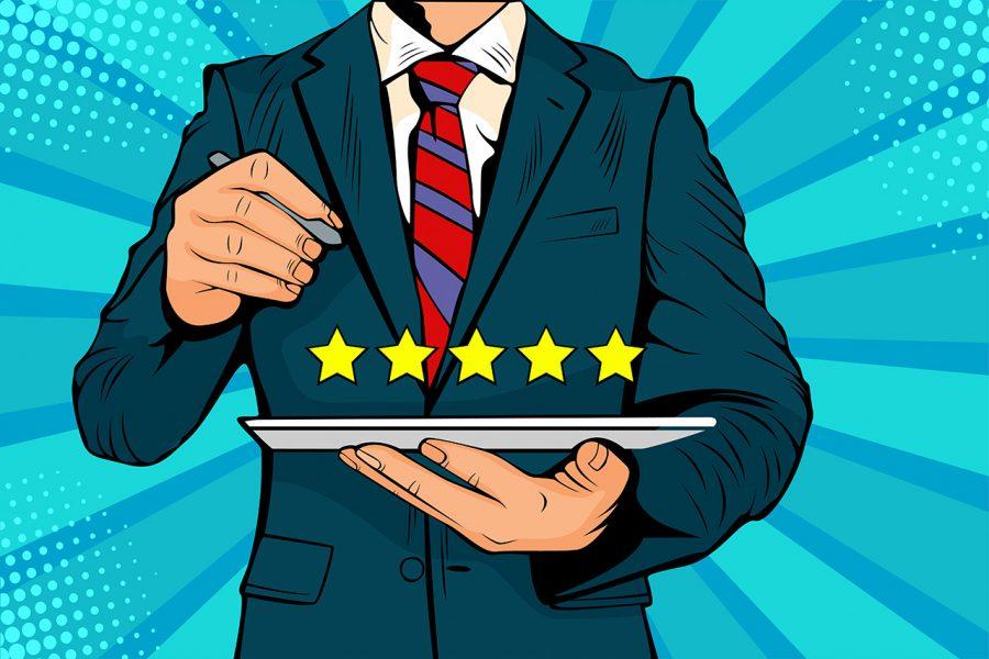 pop art five stars tablet review