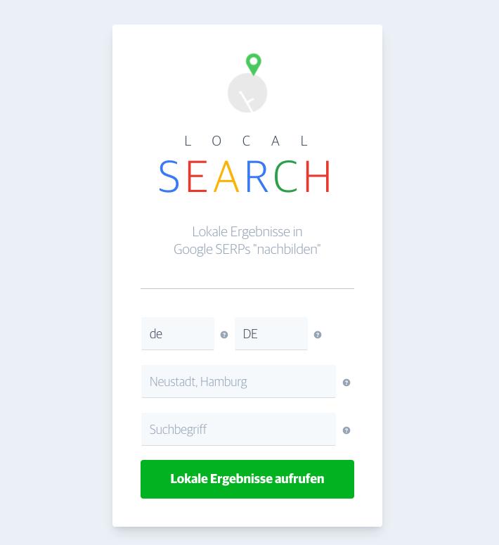 siteway.de lokale suche von überall
